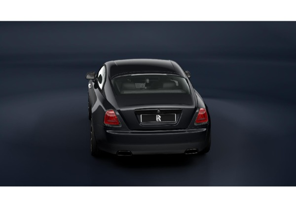 New 2021 Rolls-Royce Wraith Black Badge for sale Call for price at Maserati of Westport in Westport CT 06880 3