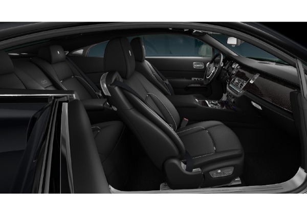 New 2021 Rolls-Royce Wraith Black Badge for sale Call for price at Maserati of Westport in Westport CT 06880 6