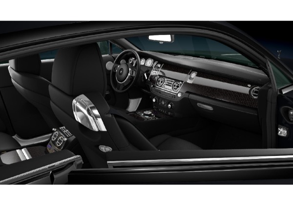 New 2021 Rolls-Royce Wraith Black Badge for sale Call for price at Maserati of Westport in Westport CT 06880 7