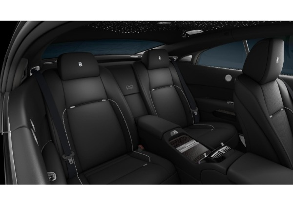 New 2021 Rolls-Royce Wraith Black Badge for sale Call for price at Maserati of Westport in Westport CT 06880 8