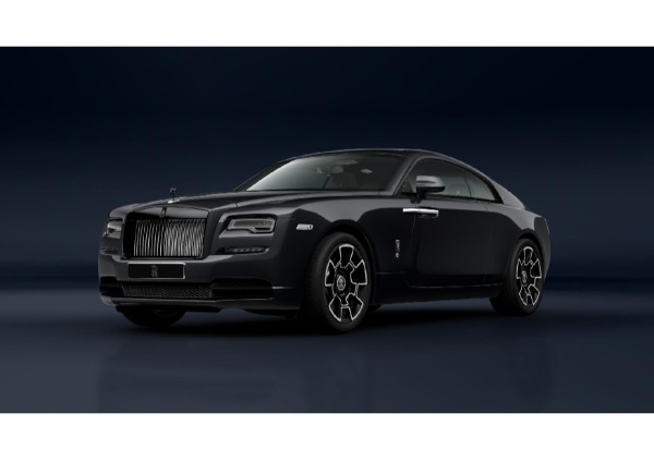 New 2021 Rolls-Royce Wraith Black Badge for sale Call for price at Maserati of Westport in Westport CT 06880 1