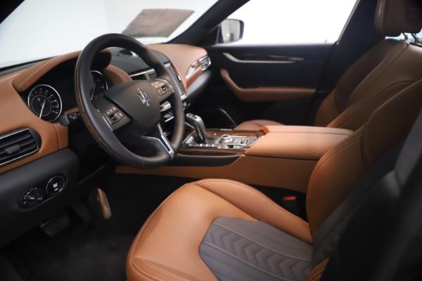 New 2021 Maserati Levante Q4 GranLusso for sale $93,385 at Maserati of Westport in Westport CT 06880 13