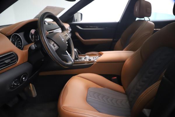 New 2021 Maserati Levante Q4 GranLusso for sale $93,385 at Maserati of Westport in Westport CT 06880 14