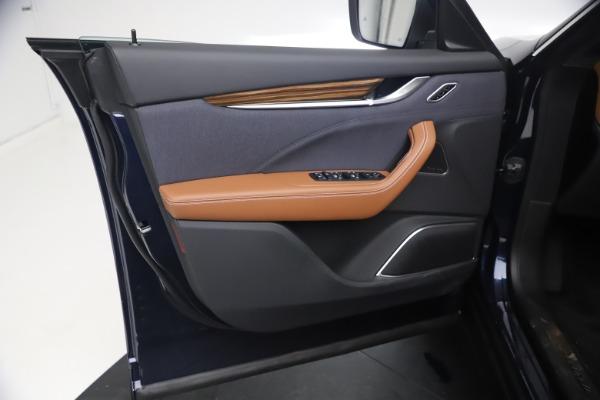 New 2021 Maserati Levante Q4 GranLusso for sale $93,385 at Maserati of Westport in Westport CT 06880 16