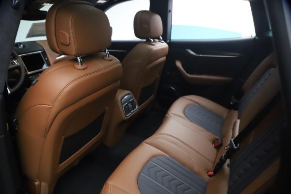New 2021 Maserati Levante Q4 GranLusso for sale $93,385 at Maserati of Westport in Westport CT 06880 17