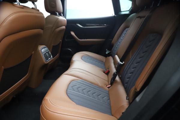 New 2021 Maserati Levante Q4 GranLusso for sale $93,385 at Maserati of Westport in Westport CT 06880 18