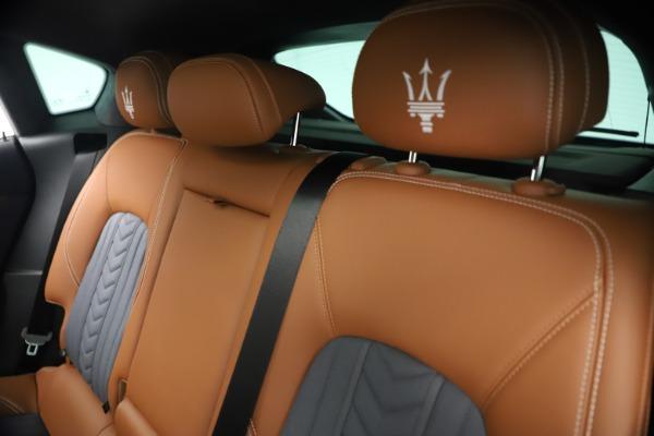 New 2021 Maserati Levante Q4 GranLusso for sale $93,385 at Maserati of Westport in Westport CT 06880 19