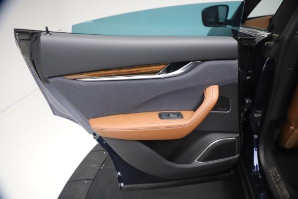 New 2021 Maserati Levante Q4 GranLusso for sale $93,385 at Maserati of Westport in Westport CT 06880 20