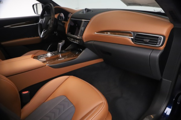 New 2021 Maserati Levante Q4 GranLusso for sale $93,385 at Maserati of Westport in Westport CT 06880 21