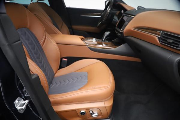 New 2021 Maserati Levante Q4 GranLusso for sale $93,385 at Maserati of Westport in Westport CT 06880 22