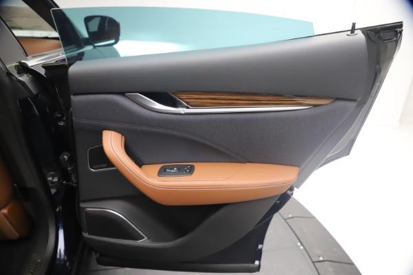 New 2021 Maserati Levante Q4 GranLusso for sale $93,385 at Maserati of Westport in Westport CT 06880 25