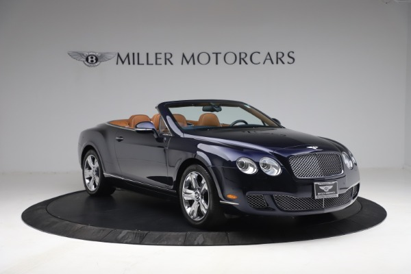 Used 2011 Bentley Continental GTC GT for sale Sold at Maserati of Westport in Westport CT 06880 11
