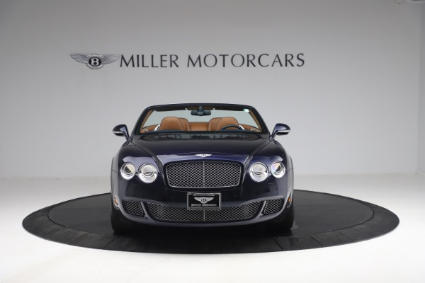 Used 2011 Bentley Continental GTC GT for sale Sold at Maserati of Westport in Westport CT 06880 12