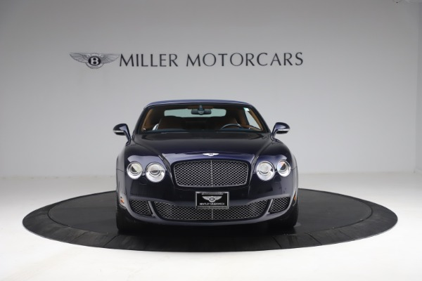 Used 2011 Bentley Continental GTC GT for sale Sold at Maserati of Westport in Westport CT 06880 13