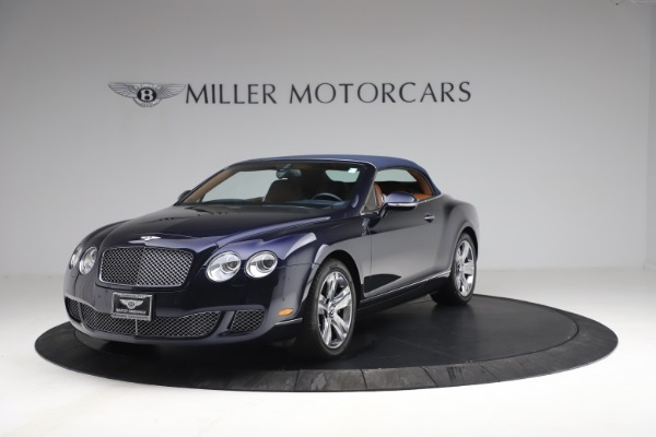 Used 2011 Bentley Continental GTC GT for sale Sold at Maserati of Westport in Westport CT 06880 14