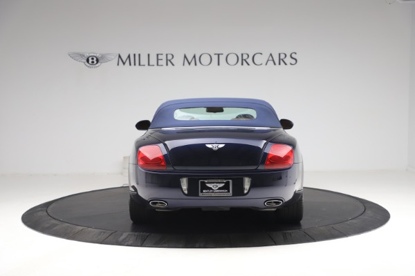 Used 2011 Bentley Continental GTC GT for sale Sold at Maserati of Westport in Westport CT 06880 17