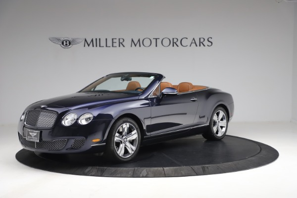 Used 2011 Bentley Continental GTC GT for sale Sold at Maserati of Westport in Westport CT 06880 2