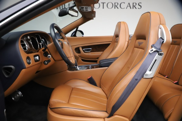 Used 2011 Bentley Continental GTC GT for sale Sold at Maserati of Westport in Westport CT 06880 26
