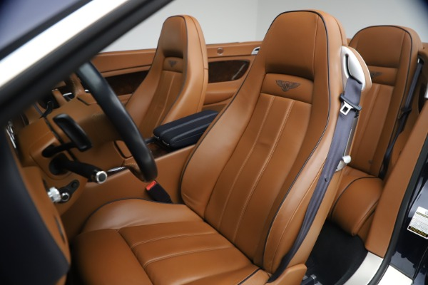 Used 2011 Bentley Continental GTC GT for sale Sold at Maserati of Westport in Westport CT 06880 27