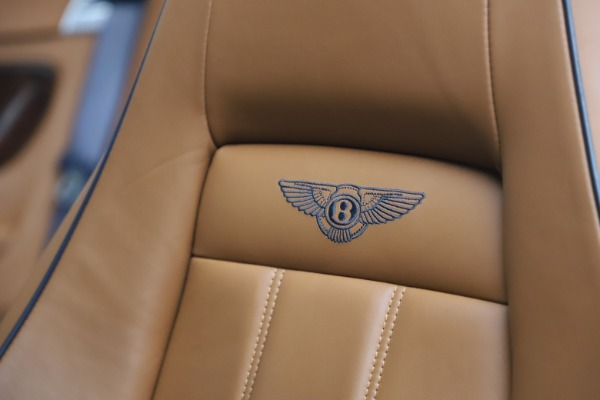 Used 2011 Bentley Continental GTC GT for sale Sold at Maserati of Westport in Westport CT 06880 28