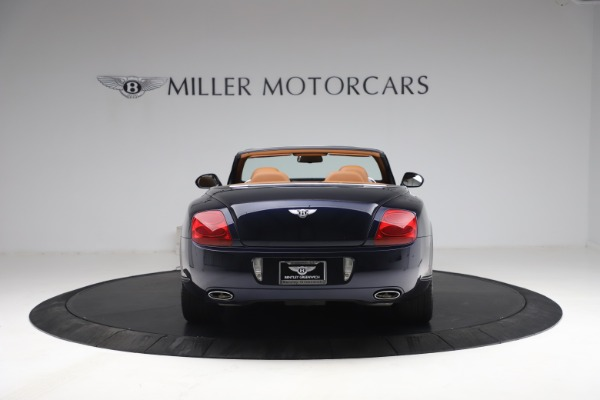 Used 2011 Bentley Continental GTC GT for sale Sold at Maserati of Westport in Westport CT 06880 6