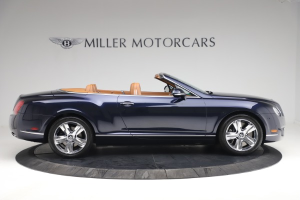 Used 2011 Bentley Continental GTC GT for sale Sold at Maserati of Westport in Westport CT 06880 9