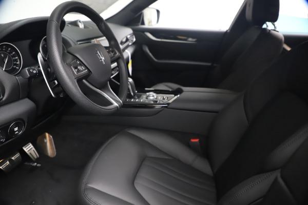 New 2021 Maserati Levante Q4 for sale Sold at Maserati of Westport in Westport CT 06880 14