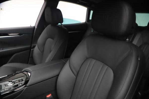 New 2021 Maserati Levante Q4 for sale Sold at Maserati of Westport in Westport CT 06880 15