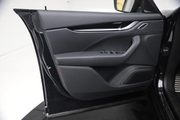 New 2021 Maserati Levante Q4 for sale Sold at Maserati of Westport in Westport CT 06880 16