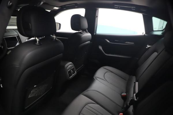 New 2021 Maserati Levante Q4 for sale Sold at Maserati of Westport in Westport CT 06880 17