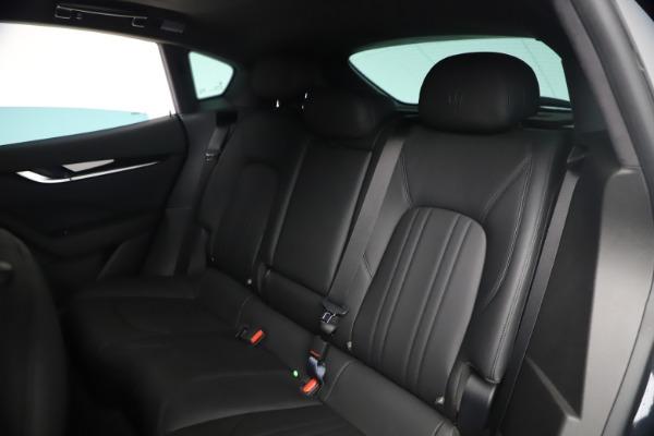 New 2021 Maserati Levante Q4 for sale Sold at Maserati of Westport in Westport CT 06880 19