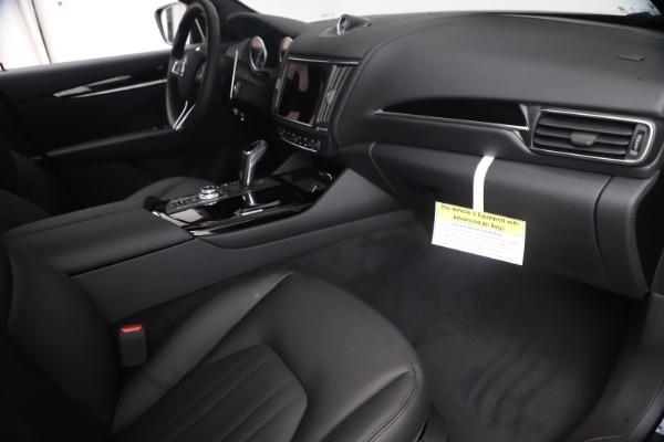 New 2021 Maserati Levante Q4 for sale Sold at Maserati of Westport in Westport CT 06880 21