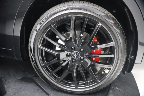 New 2021 Maserati Levante Q4 for sale Sold at Maserati of Westport in Westport CT 06880 24