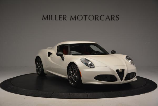 Used 2015 Alfa Romeo 4C for sale Sold at Maserati of Westport in Westport CT 06880 11