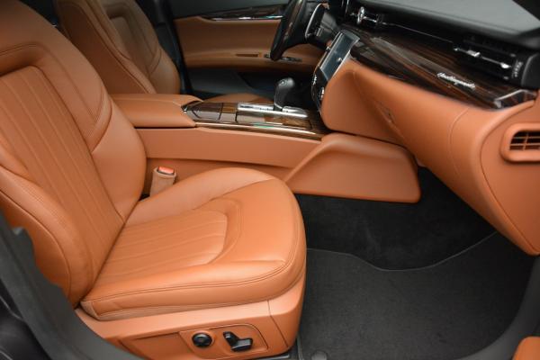 New 2016 Maserati Quattroporte S Q4 for sale Sold at Maserati of Westport in Westport CT 06880 22