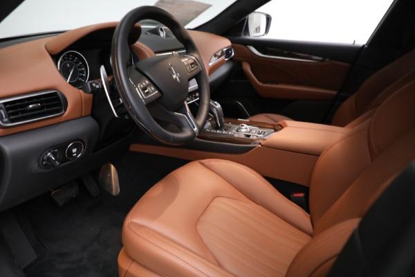 New 2021 Maserati Levante Q4 GranLusso for sale $89,735 at Maserati of Westport in Westport CT 06880 14
