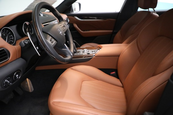 New 2021 Maserati Levante Q4 GranLusso for sale $89,735 at Maserati of Westport in Westport CT 06880 15
