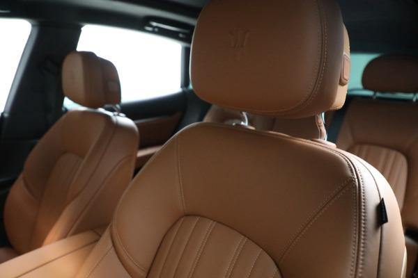 New 2021 Maserati Levante Q4 GranLusso for sale $89,735 at Maserati of Westport in Westport CT 06880 16