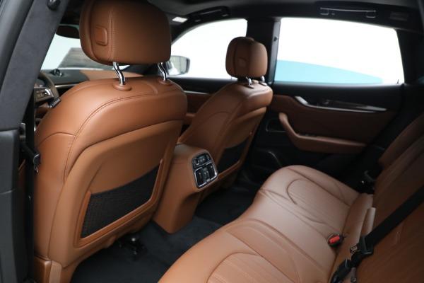 New 2021 Maserati Levante Q4 GranLusso for sale $89,735 at Maserati of Westport in Westport CT 06880 18