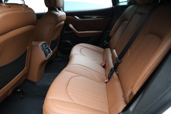 New 2021 Maserati Levante Q4 GranLusso for sale $89,735 at Maserati of Westport in Westport CT 06880 19
