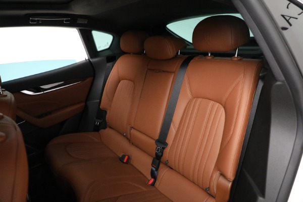New 2021 Maserati Levante Q4 GranLusso for sale $89,735 at Maserati of Westport in Westport CT 06880 20
