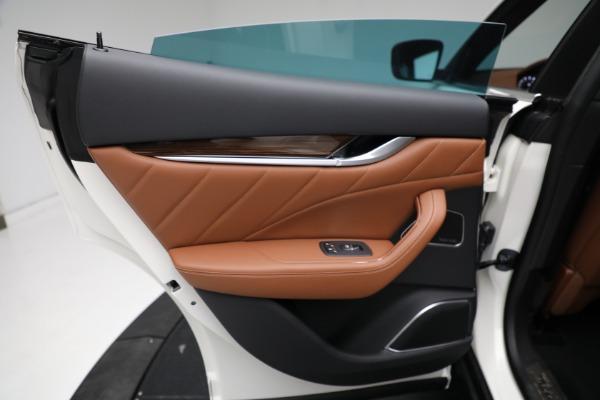 New 2021 Maserati Levante Q4 GranLusso for sale $89,735 at Maserati of Westport in Westport CT 06880 21