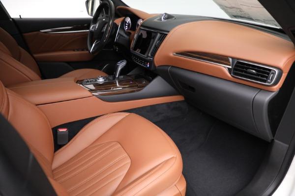 New 2021 Maserati Levante Q4 GranLusso for sale $89,735 at Maserati of Westport in Westport CT 06880 22