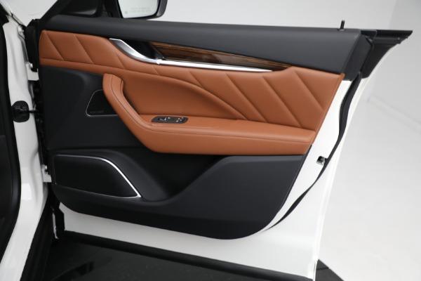 New 2021 Maserati Levante Q4 GranLusso for sale $89,735 at Maserati of Westport in Westport CT 06880 23