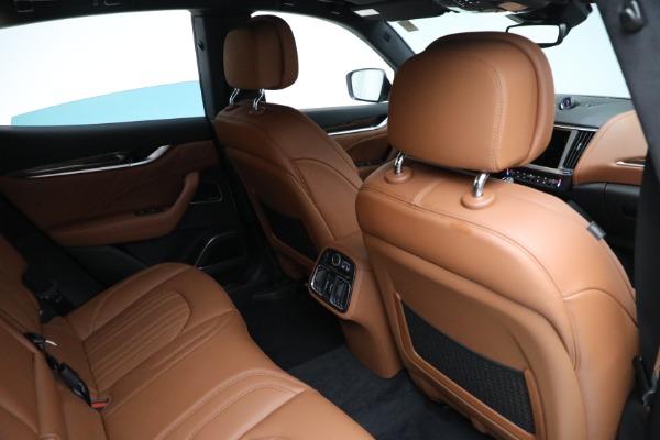 New 2021 Maserati Levante Q4 GranLusso for sale $89,735 at Maserati of Westport in Westport CT 06880 24