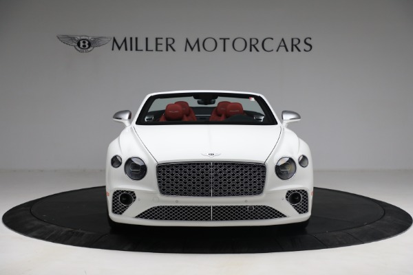New 2021 Bentley Continental GT V8 Mulliner for sale Call for price at Maserati of Westport in Westport CT 06880 11
