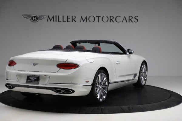 New 2021 Bentley Continental GT V8 Mulliner for sale Call for price at Maserati of Westport in Westport CT 06880 6