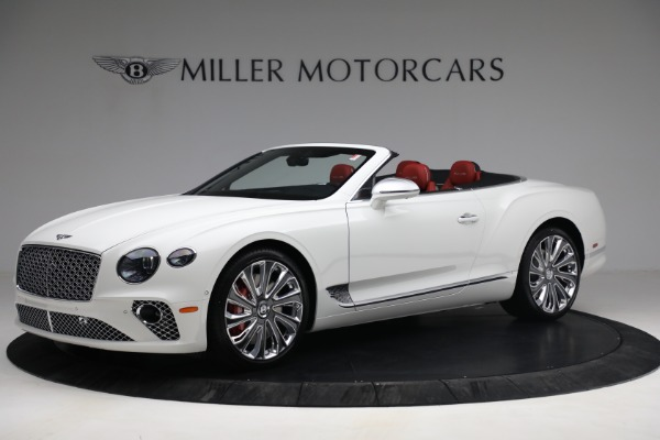 New 2021 Bentley Continental GT V8 Mulliner for sale Call for price at Maserati of Westport in Westport CT 06880 1