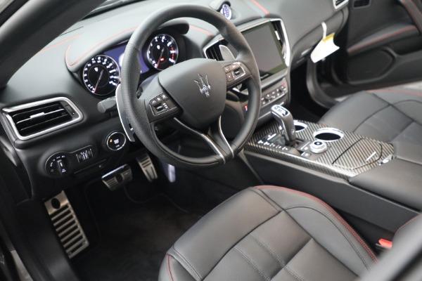 New 2021 Maserati Ghibli S Q4 GranSport for sale $100,635 at Maserati of Westport in Westport CT 06880 14