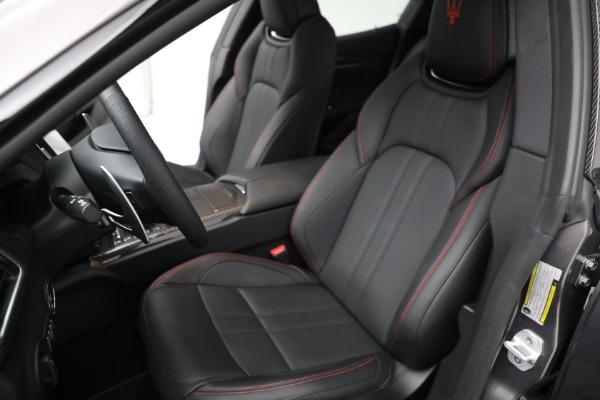 New 2021 Maserati Ghibli S Q4 GranSport for sale $100,635 at Maserati of Westport in Westport CT 06880 17